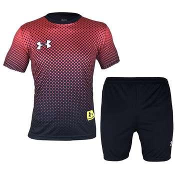 ست پیراهن و شورت ورزشی مردانه کد U-RBL