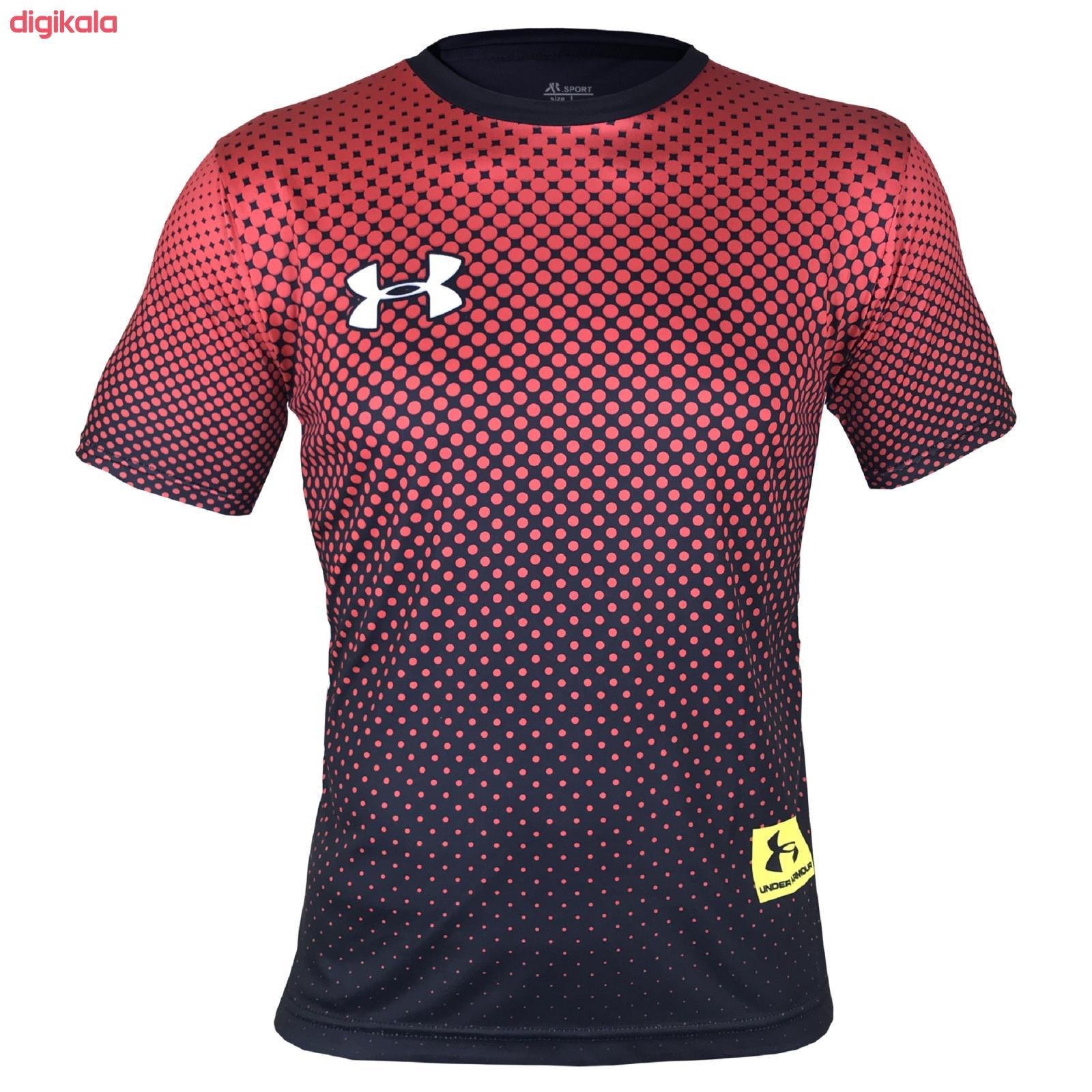 ست پیراهن و شورت ورزشی مردانه کد U-RBL main 1 1