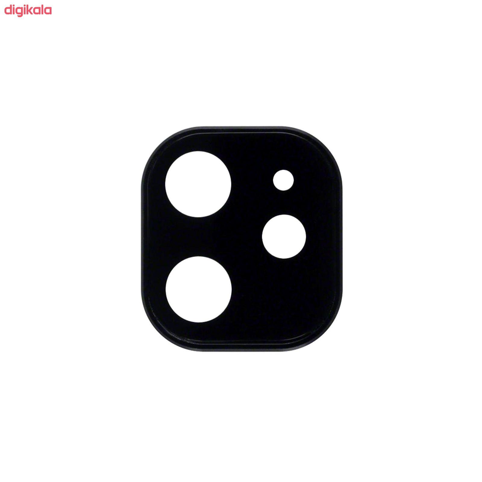 محافظ لنز دوربین راک مدل 3DSLP مناسب برای گوشی موبایل اپل iPhone 11 بسته دو عددی main 1 1