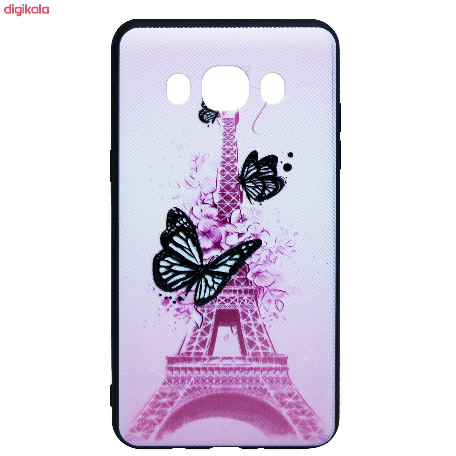 کاور طرح Eiffel مدل SS-01 مناسب برای گوشی موبایل سامسونگ 2016 Galaxy J5 main 1 1
