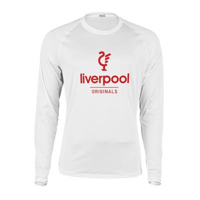 Photo of تیشرت آستین بلند مردانه پاتیلوک طرح Liverpool کد 330868