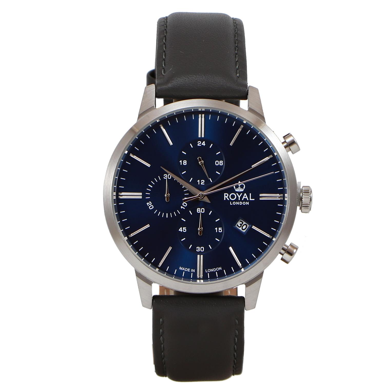 قیمت                      ساعت مچی عقربه ای مردانه رویال لندن مدل RL-41458-03