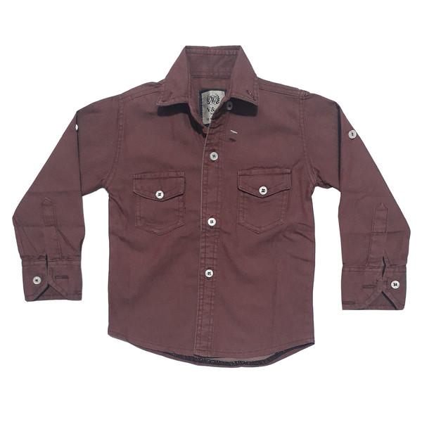 پیراهن پسرانه مدل 2080
