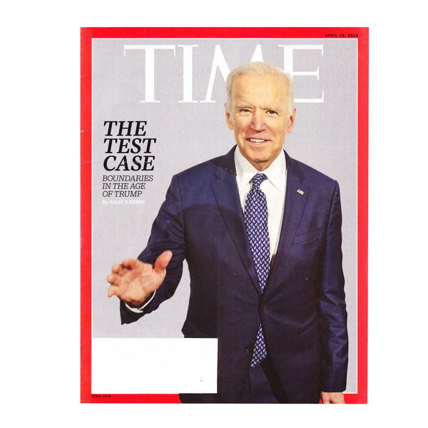 مجله Time آوریل 2019