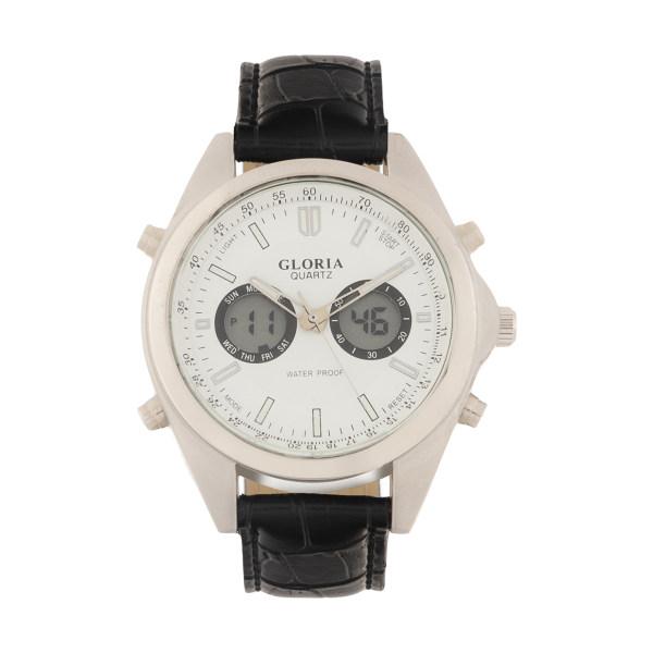 ساعت مچی عقربه ای مردانه گلوریا مدل X70
