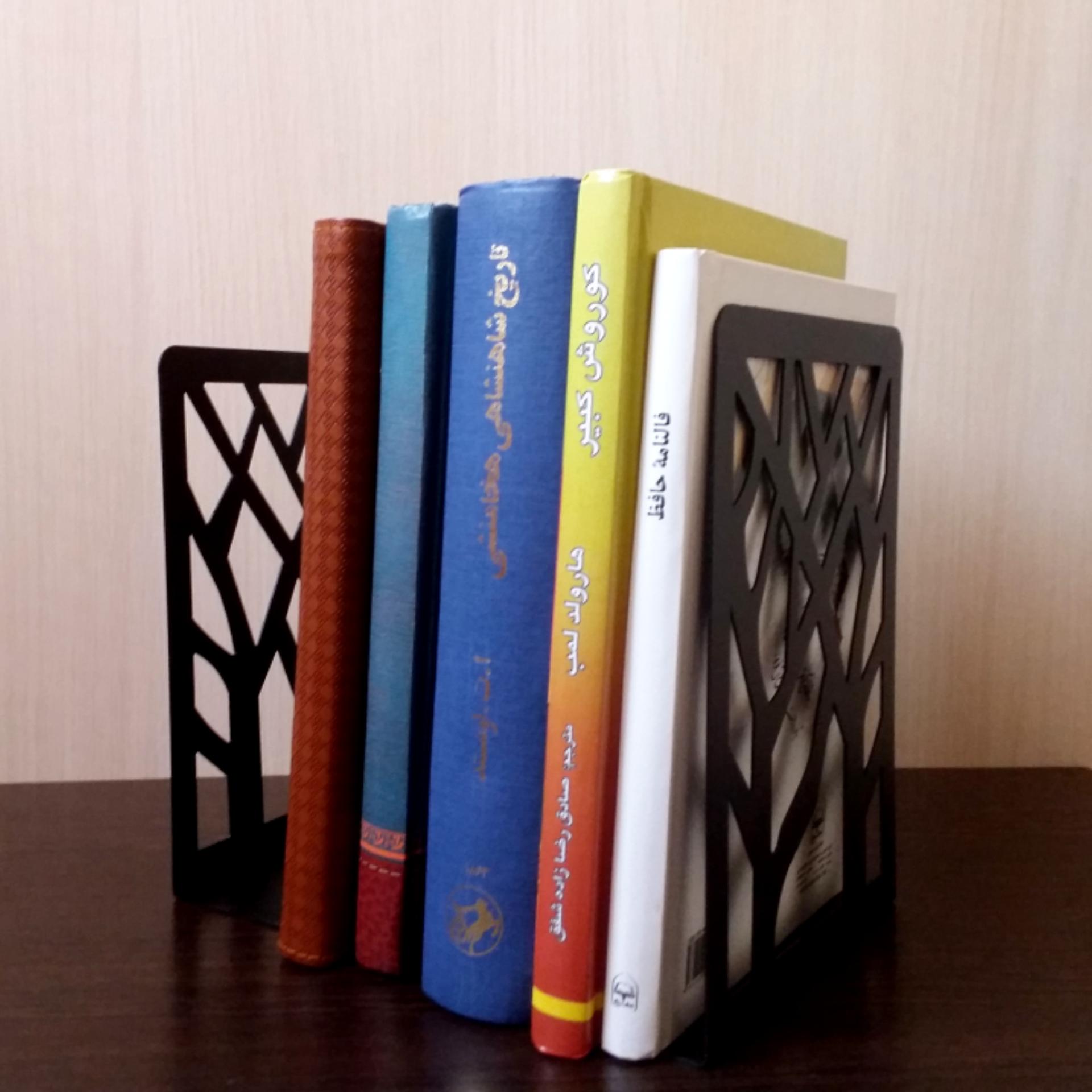 قیمت خرید نگهدارنده کتاب نیتا کد 118-1 بسته 2 عددی اورجینال