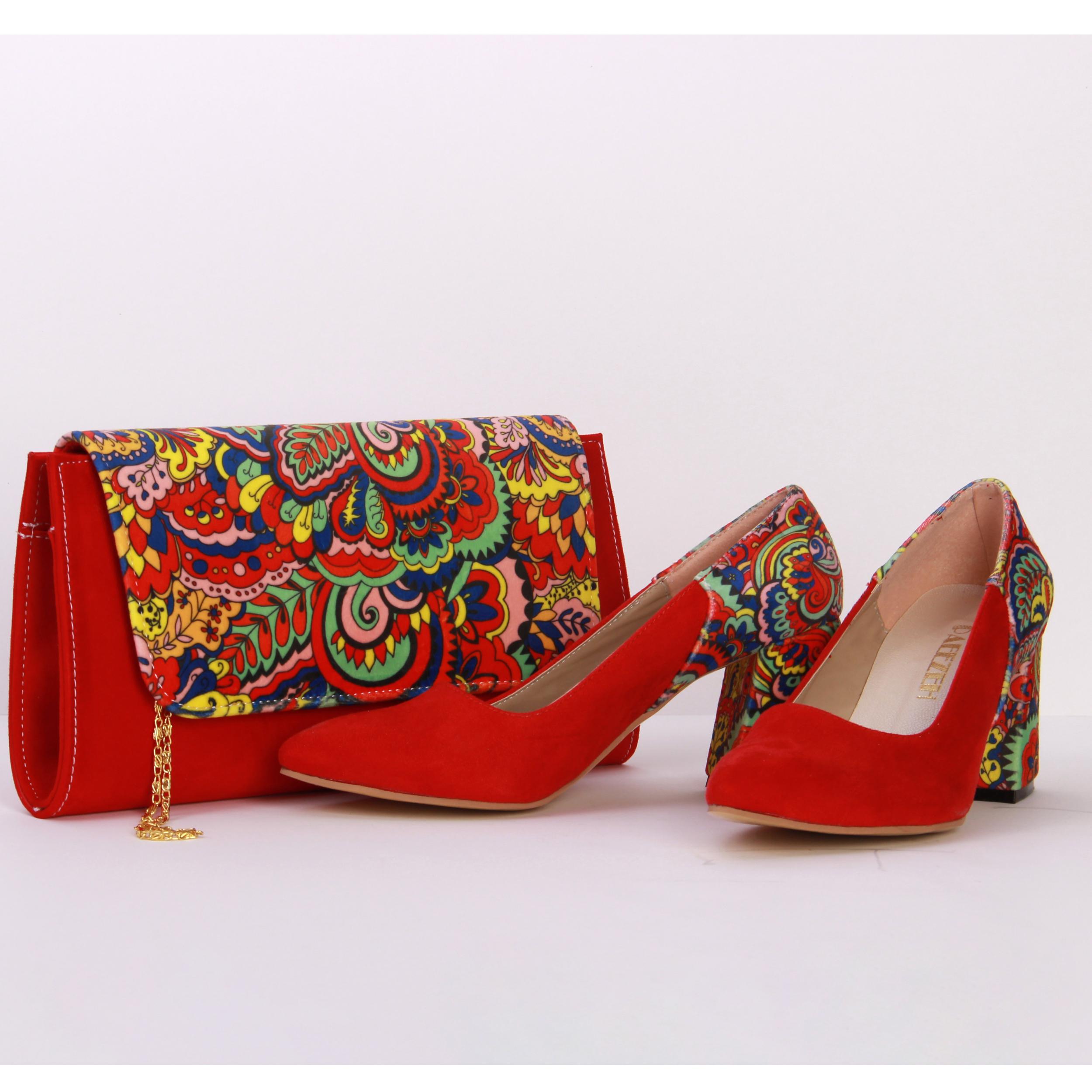 ست کیف و کفش زنانه کد 210 main 1 1