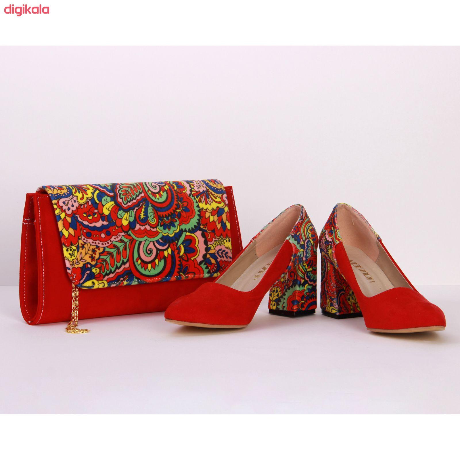 ست کیف و کفش زنانه کد 210 main 1 2