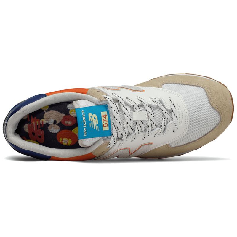 کفش مخصوص پیاده روی مردانه نیو بالانس کد ML574NFT