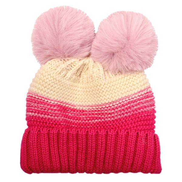 کلاه بافتنی بچگانه کد D-07143