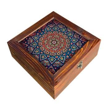 جعبه چای کیسه ای مدل D22
