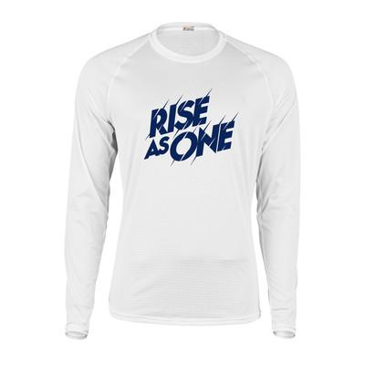 تصویر تیشرت آستین بلند مردانه پاتیلوک طرح Rise as One کد 330906