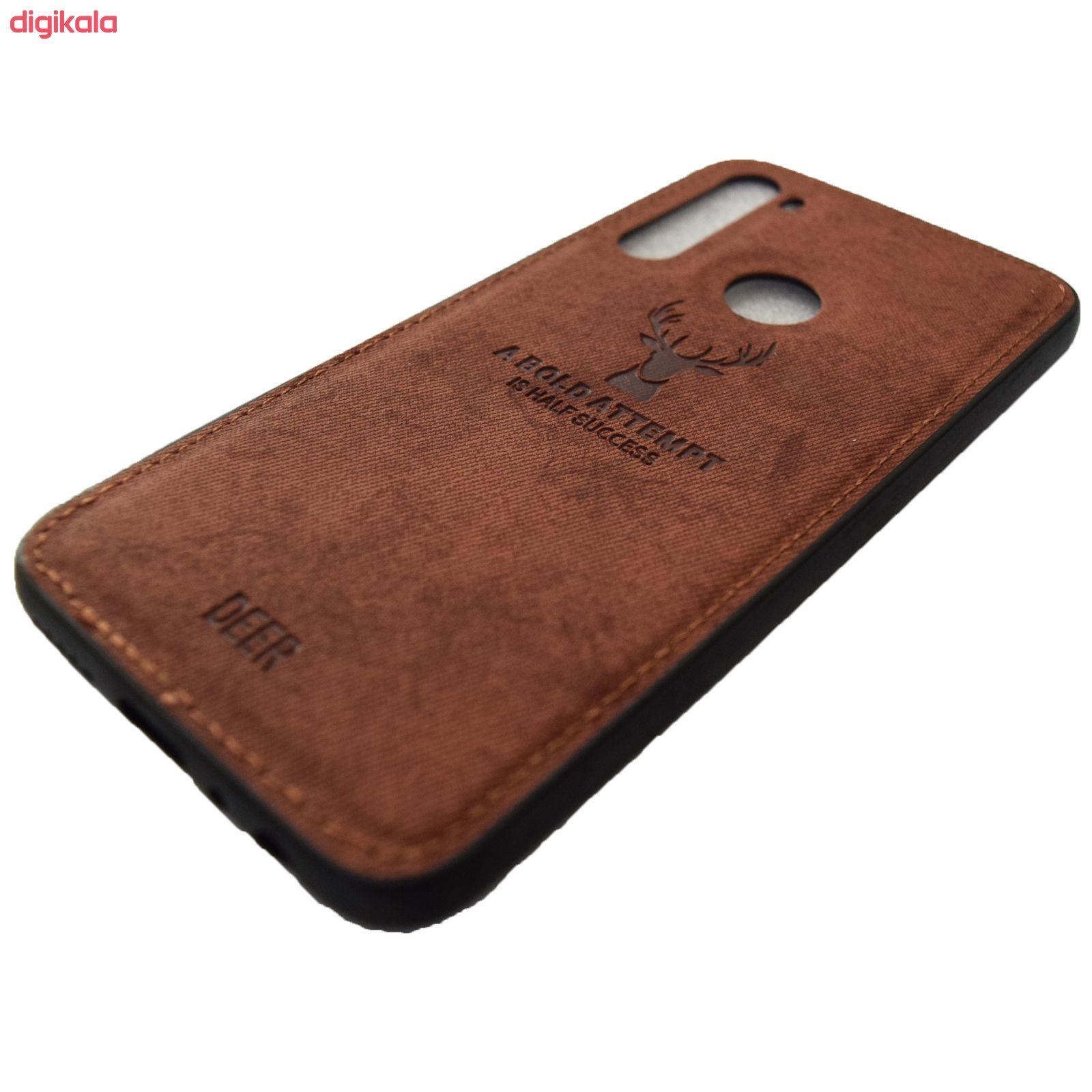 کاور مدل DR20 مناسب برای گوشی موبایل شیائومی Redmi Note 8T main 1 4