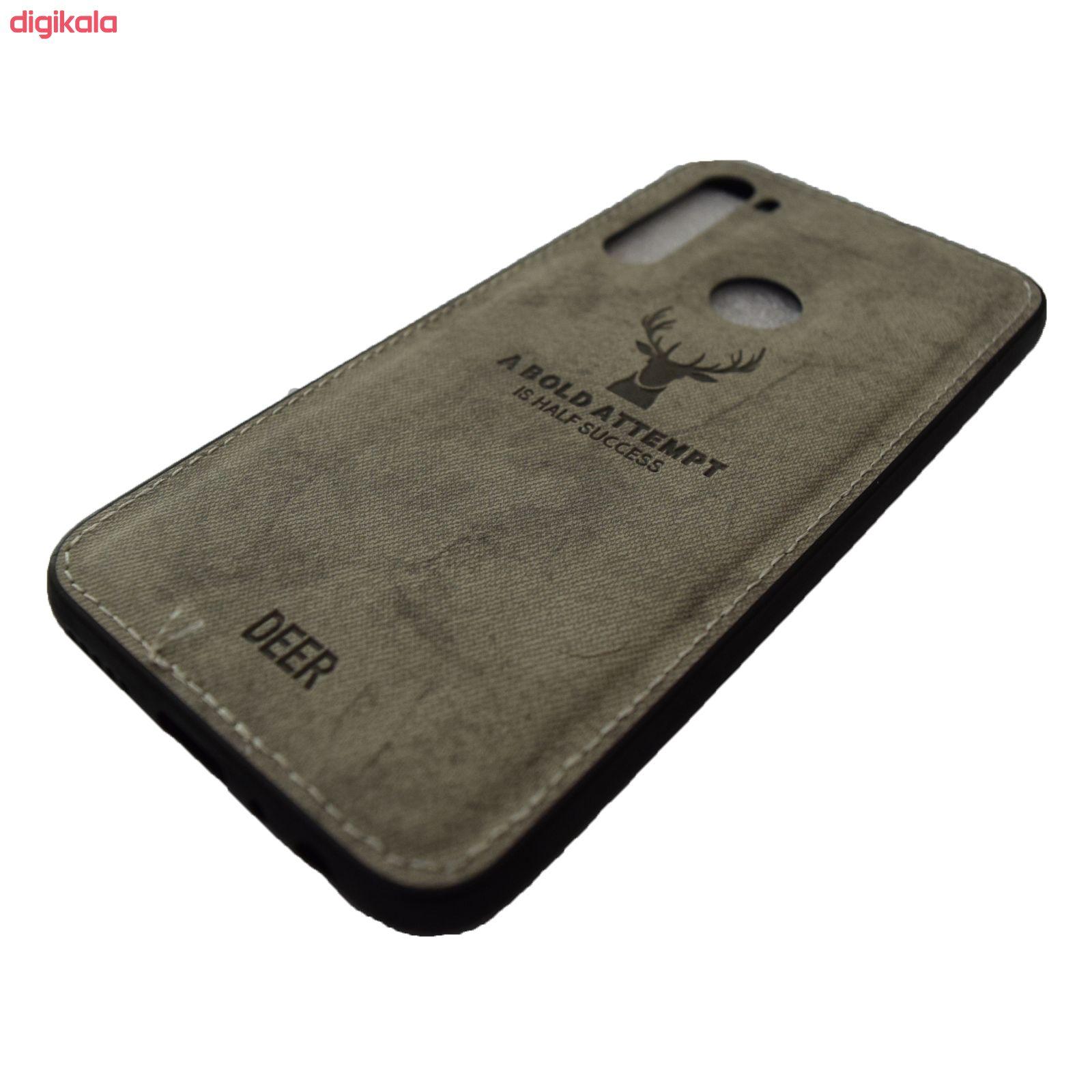کاور مدل DR20 مناسب برای گوشی موبایل شیائومی Redmi Note 8T main 1 5