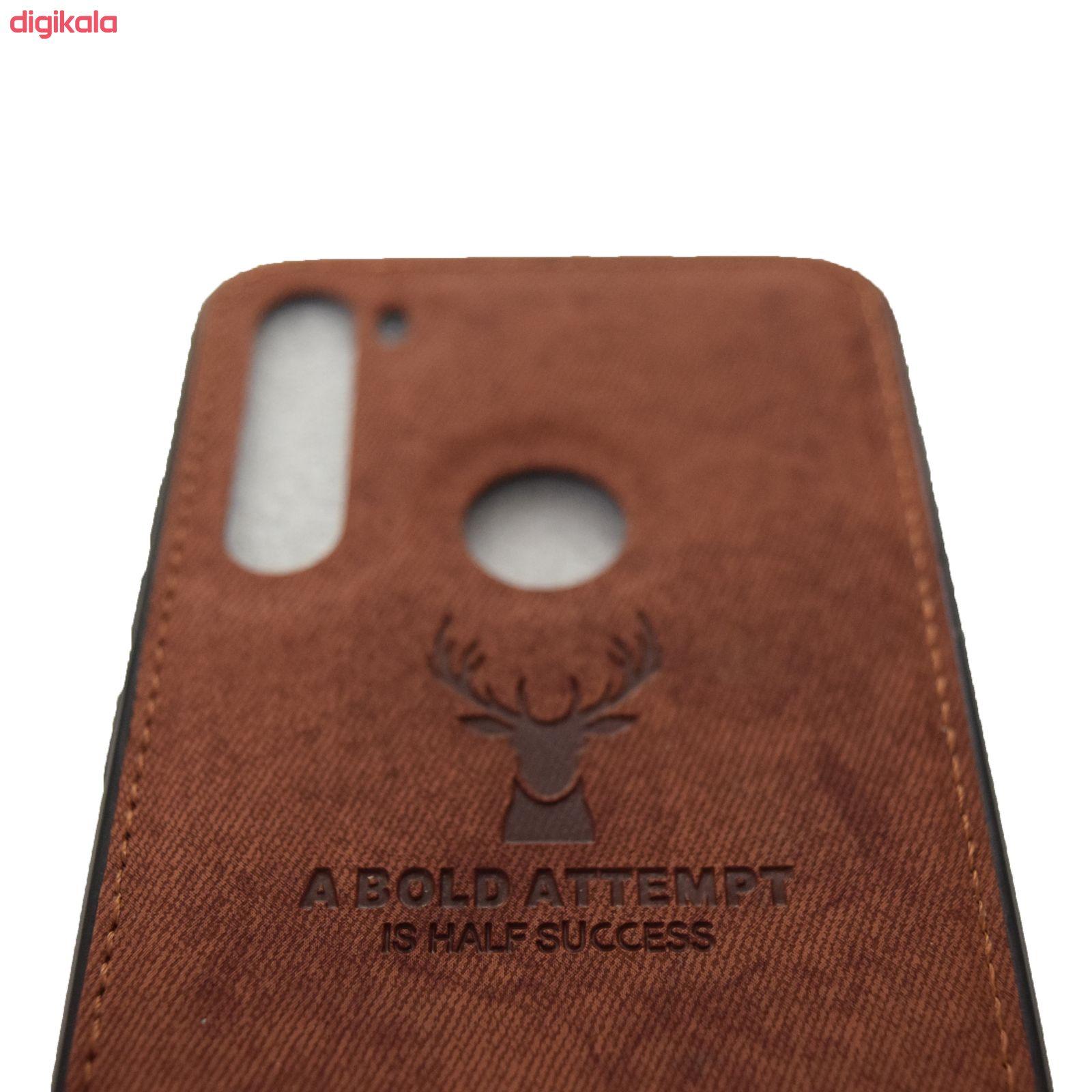 کاور مدل DR20 مناسب برای گوشی موبایل شیائومی Redmi Note 8T main 1 6