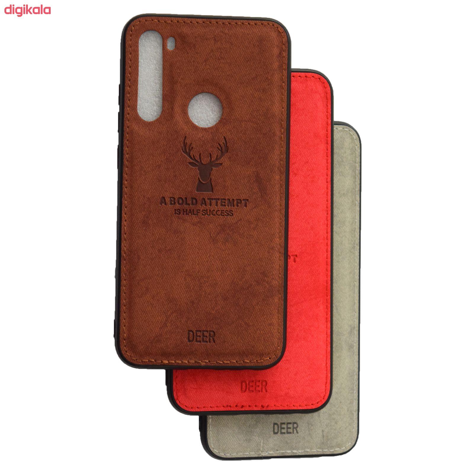 کاور مدل DR20 مناسب برای گوشی موبایل شیائومی Redmi Note 8T main 1 8