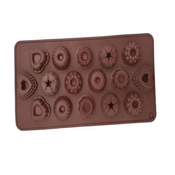 قالب شکلات طرح قلب کد 003