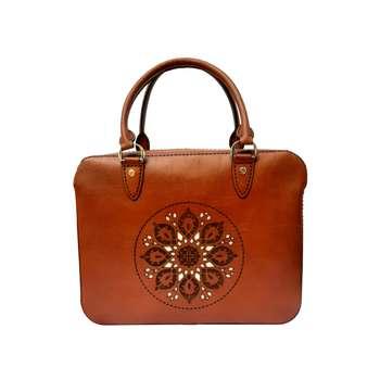 کیف دستی زنانه چرم روژه مدل FC503A