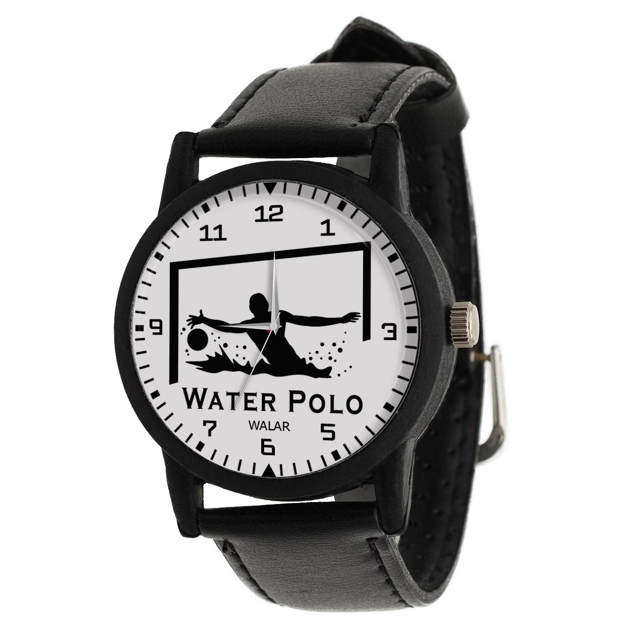 ساعت مچی عقربه ای مردانه والار طرح واترپلو کد LF2006
