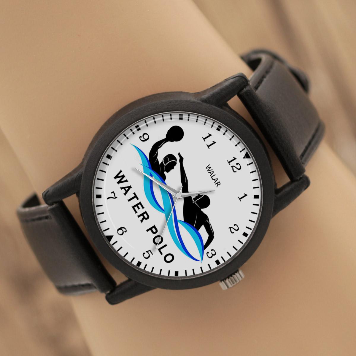 ساعت مچی عقربه ای مردانه والار طرح واترپلو کد LF2009