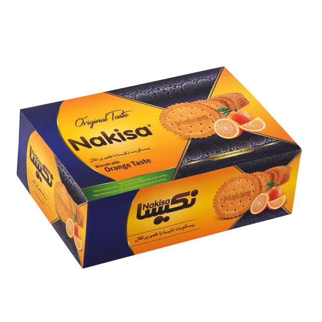 ببیسکویت نکیسا با طعم پرتقال - 900 گرم