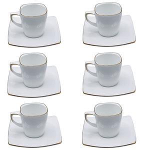 سرویس قهوه خوری 12 پارچه مدل 007