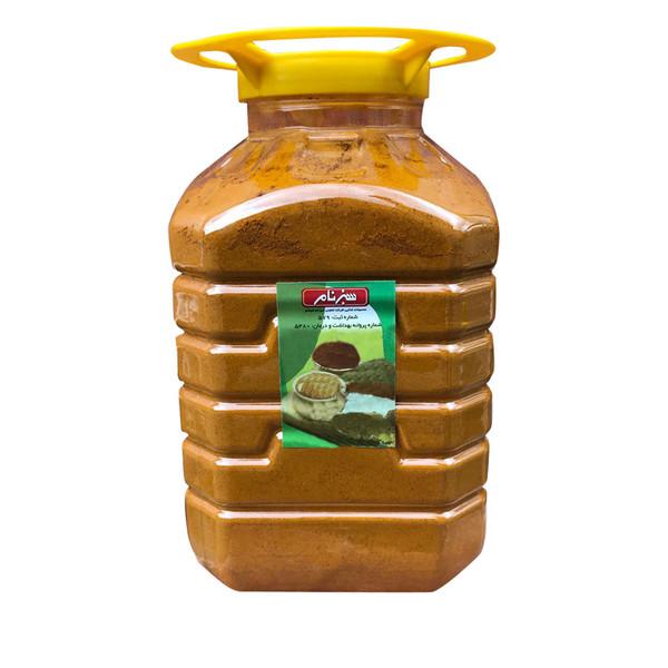 زردچوبه سبزنام - 5 کیلوگرم