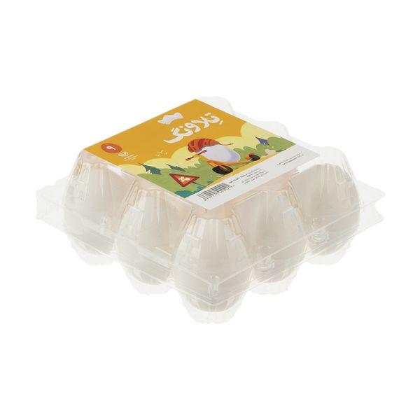 تخم مرغ تلاونگ بسته 9 عددی