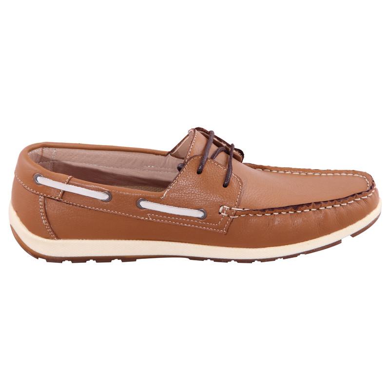 کفش روزمره مردانه شهر چرم مدل 6-S237