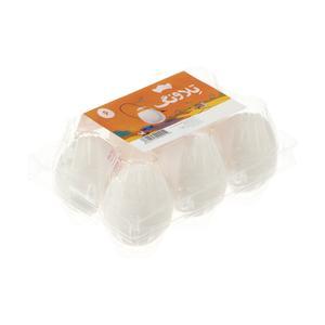 تخم مرغ تلاونگ بسته 6 عددی