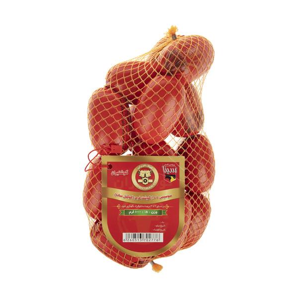 سوسیس کوکتل ساده 55 درصد گوشت قرمز گوشتیران - 1 کیلوگرم