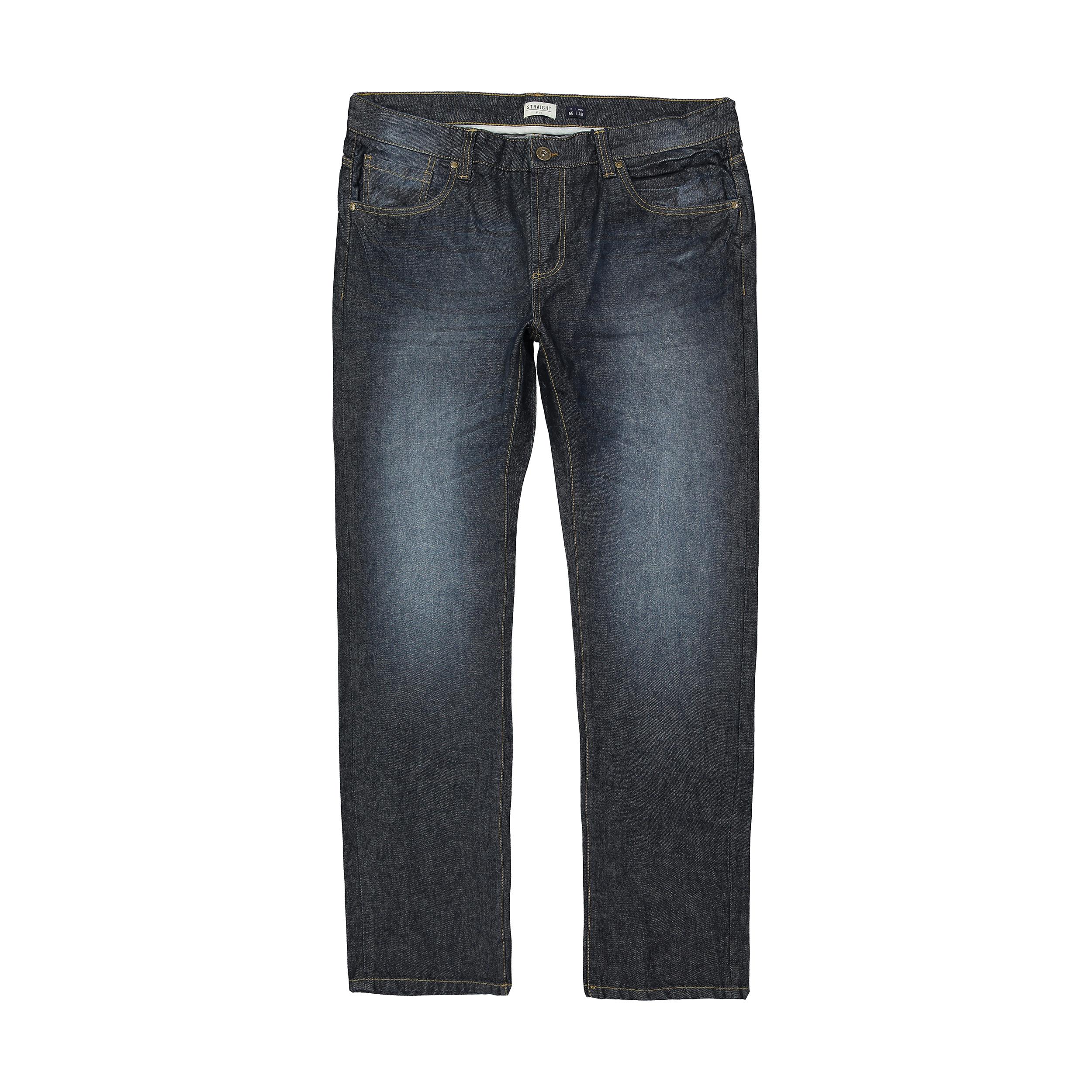 شلوار جین مردانه او وی اس مدل 000155228-BLUE