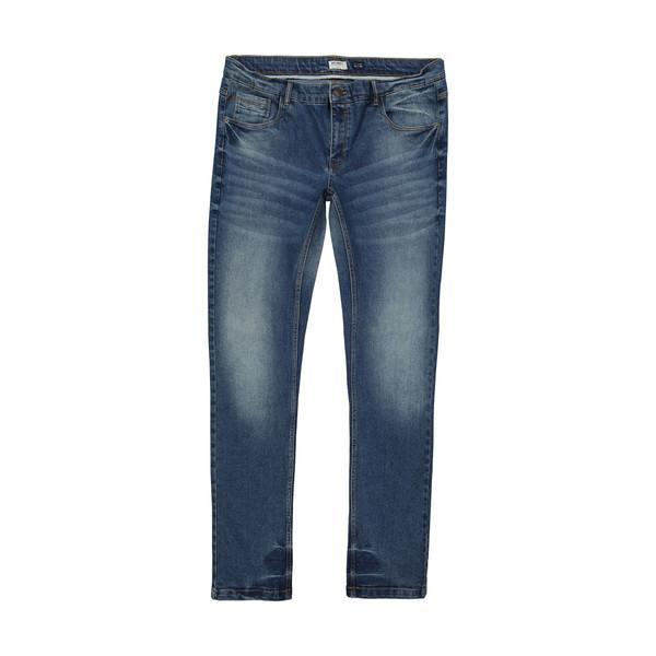 شلوار جین مردانه او وی اس مدل 000157729-BLUE