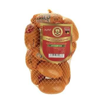 سوسیس بندری 55 درصد گوشت گوشتیران - 1 کیلوگرم