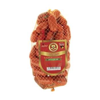 سوسیس کوکتل ژاپنی 55 درصد گوشتیران - 1 کیلوگرم