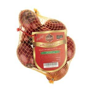 سوسیس شکاری 90 درصد گوشت گوشتیران - 500 گرم