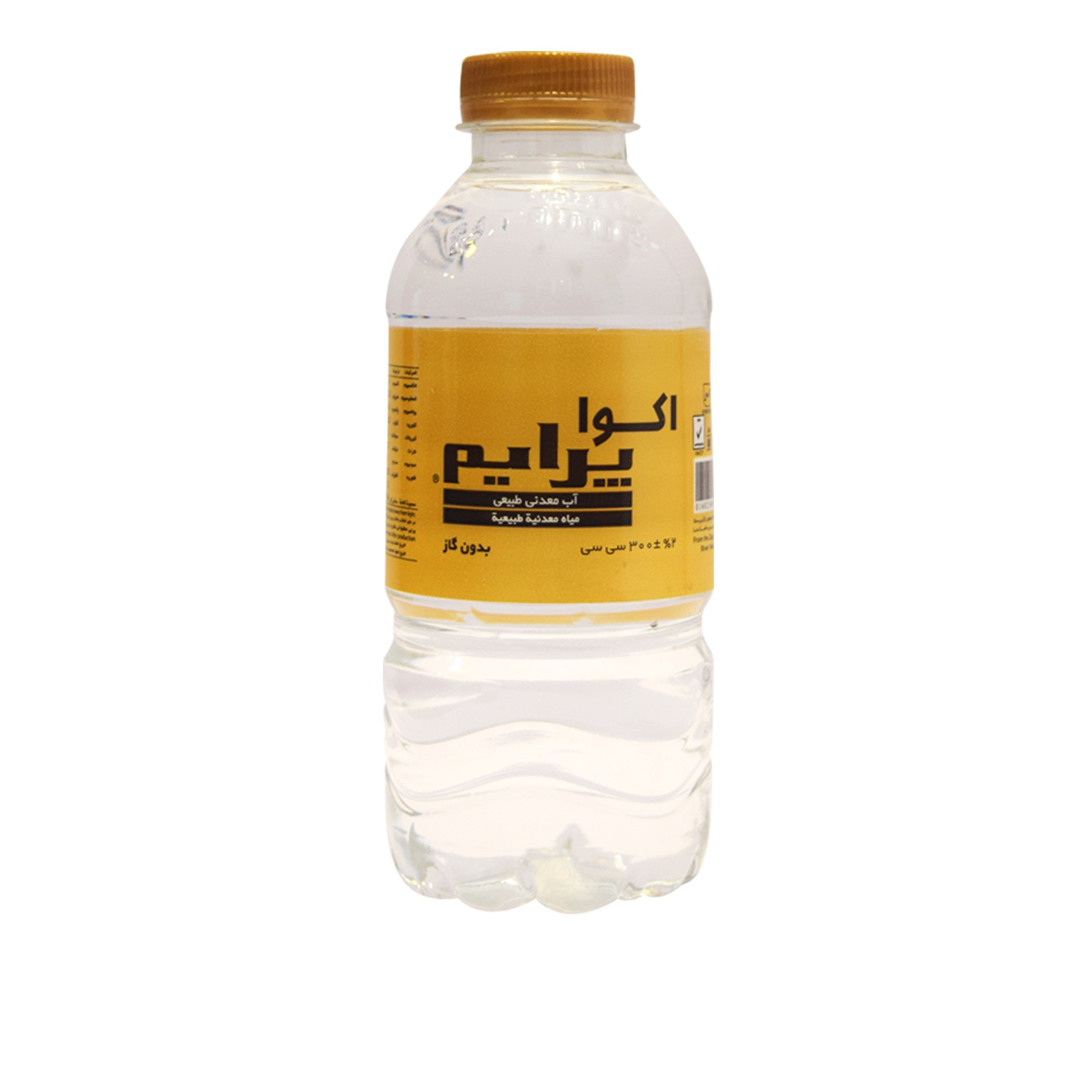 آب معدنی آکوا پرایم -300 میلی لیتر بسته 12 عددی