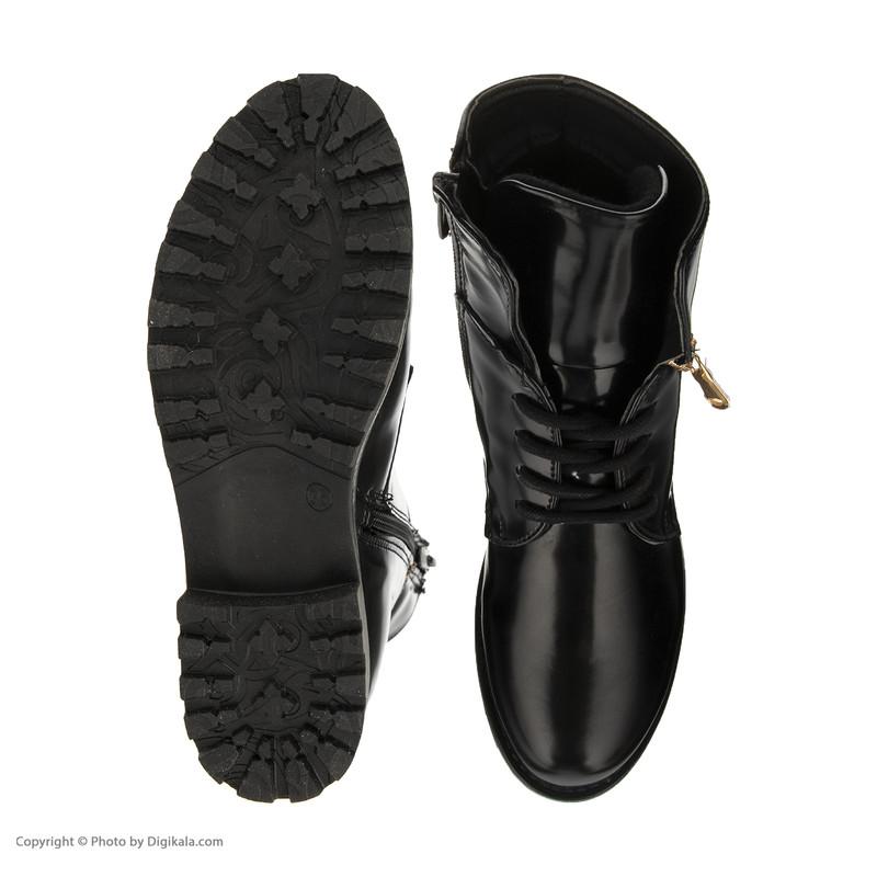 نیم بوت دخترانه پولاریس مدل 100223852-BLACK