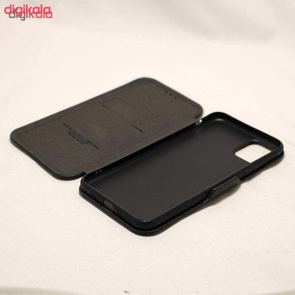 کیف کلاسوری پولوکا مدل BN-P1 مناسب برای گوشی موبایل اپل Iphone 11 main 1 2