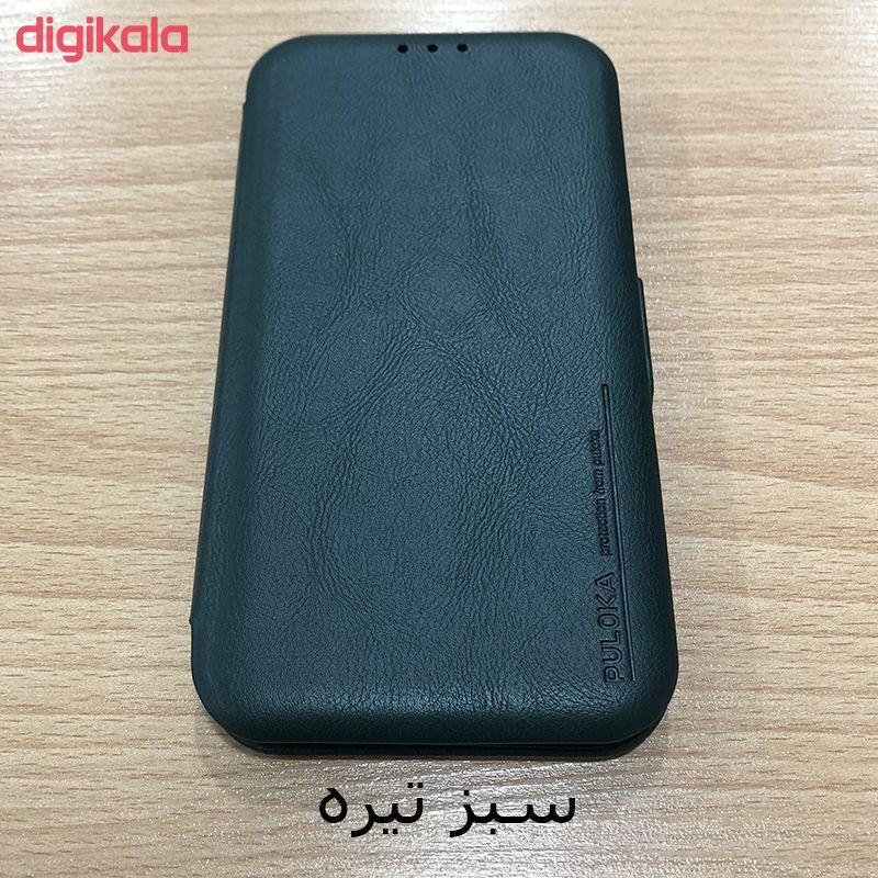 کیف کلاسوری پولوکا مدل BN-P1 مناسب برای گوشی موبایل اپل Iphone 11 main 1 1