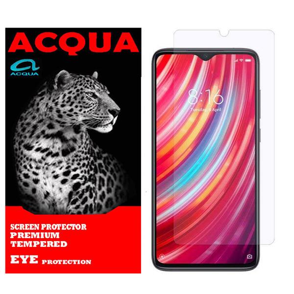 محافظ صفحه نمایش آکوا مدل MA مناسب برای گوشی موبایل شیائومی Redmi Note 8 pro