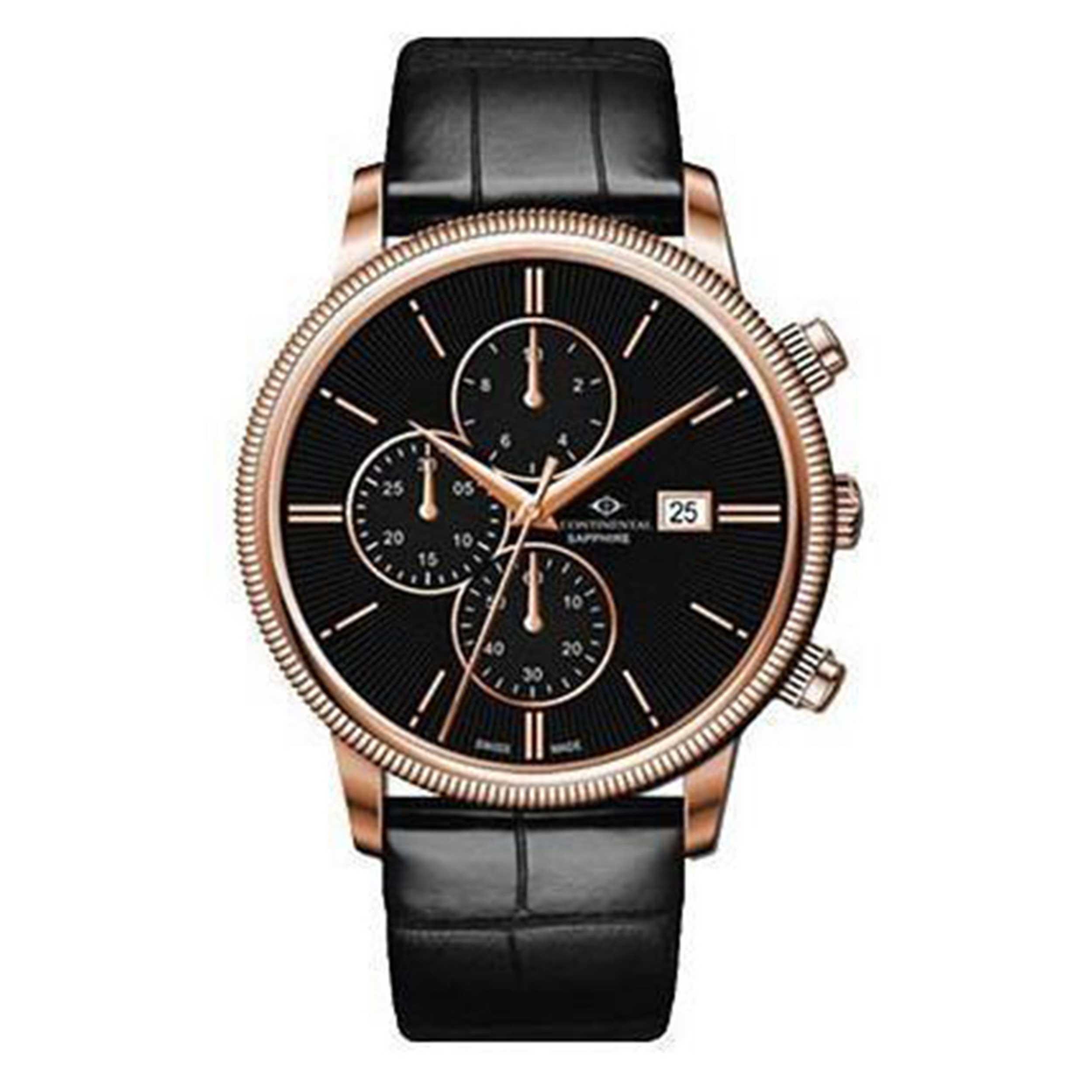 ساعت مچی عقربه ای زنانه کنتیننتال مدل 15201-GC554430