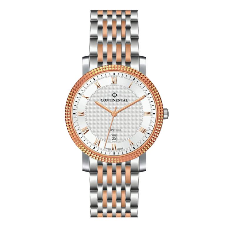 ساعت مچی عقربه ای مردانه کنتیننتال مدل 12201-GD815110