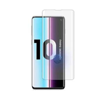 محافظ صفحه نمایش یووی لایت ام تی چهار مدل AS131002001 مناسب برای گوشی موبایل سامسونگ Galaxy S10