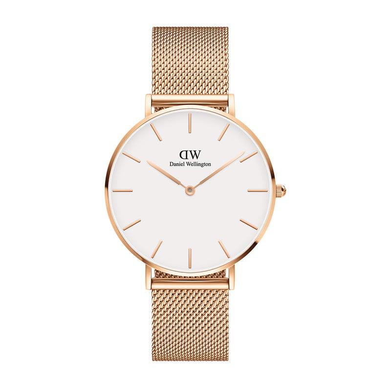 ساعت مچی عقربه ای مردانه دنیل ولینگتون مدل DW00100305              خرید (⭐️⭐️⭐️)