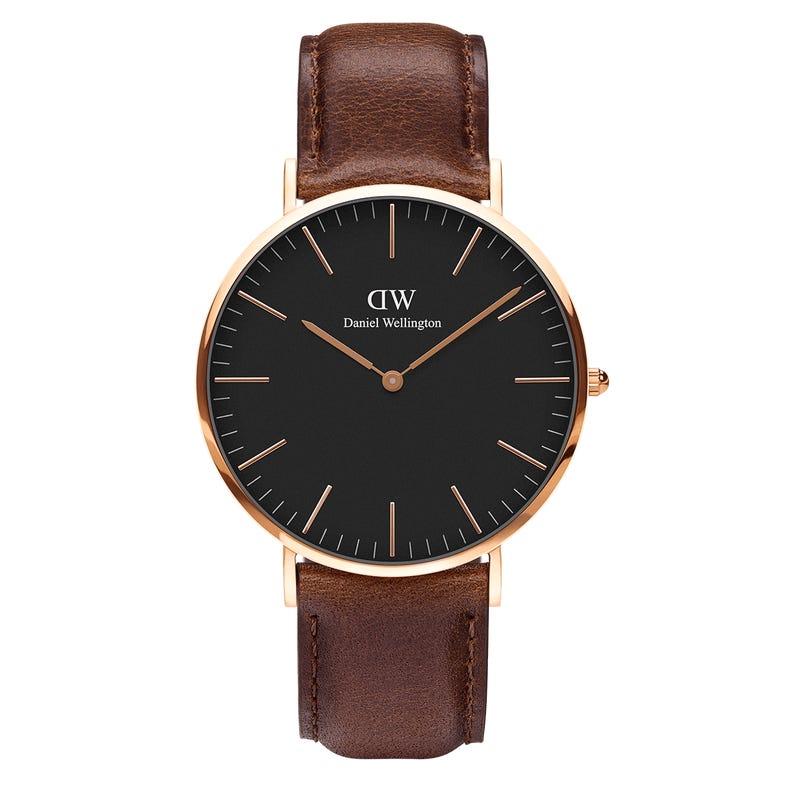 ساعت مچی عقربه ای مردانه دنیل ولینگتون  مدل 00100124              خرید (⭐️⭐️⭐️)