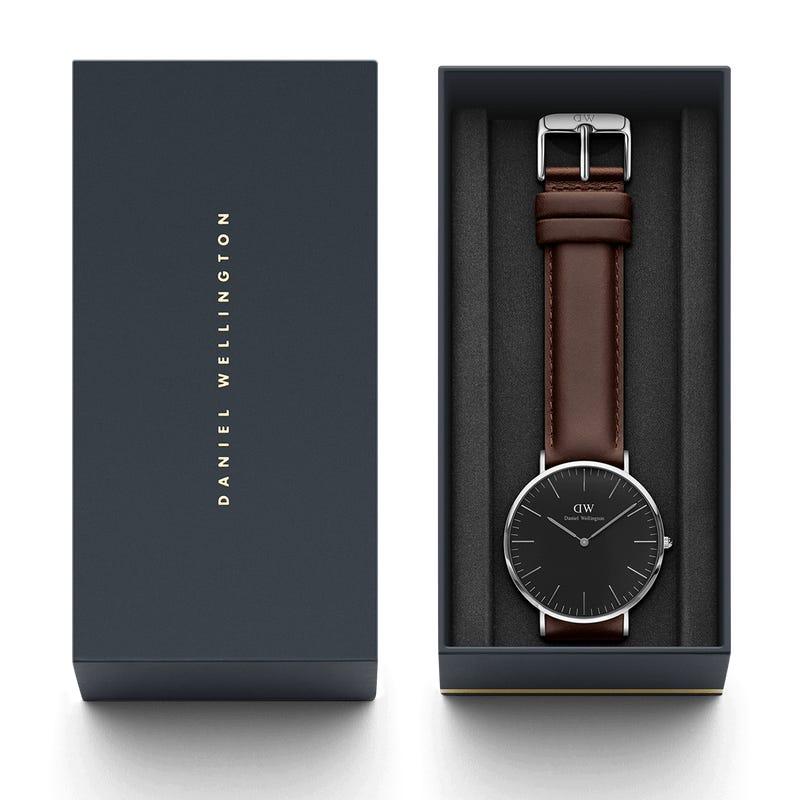 ساعت مچی عقربه ای مردانه دنیل ولینگتون  مدل 00100130              خرید (⭐️⭐️⭐️)