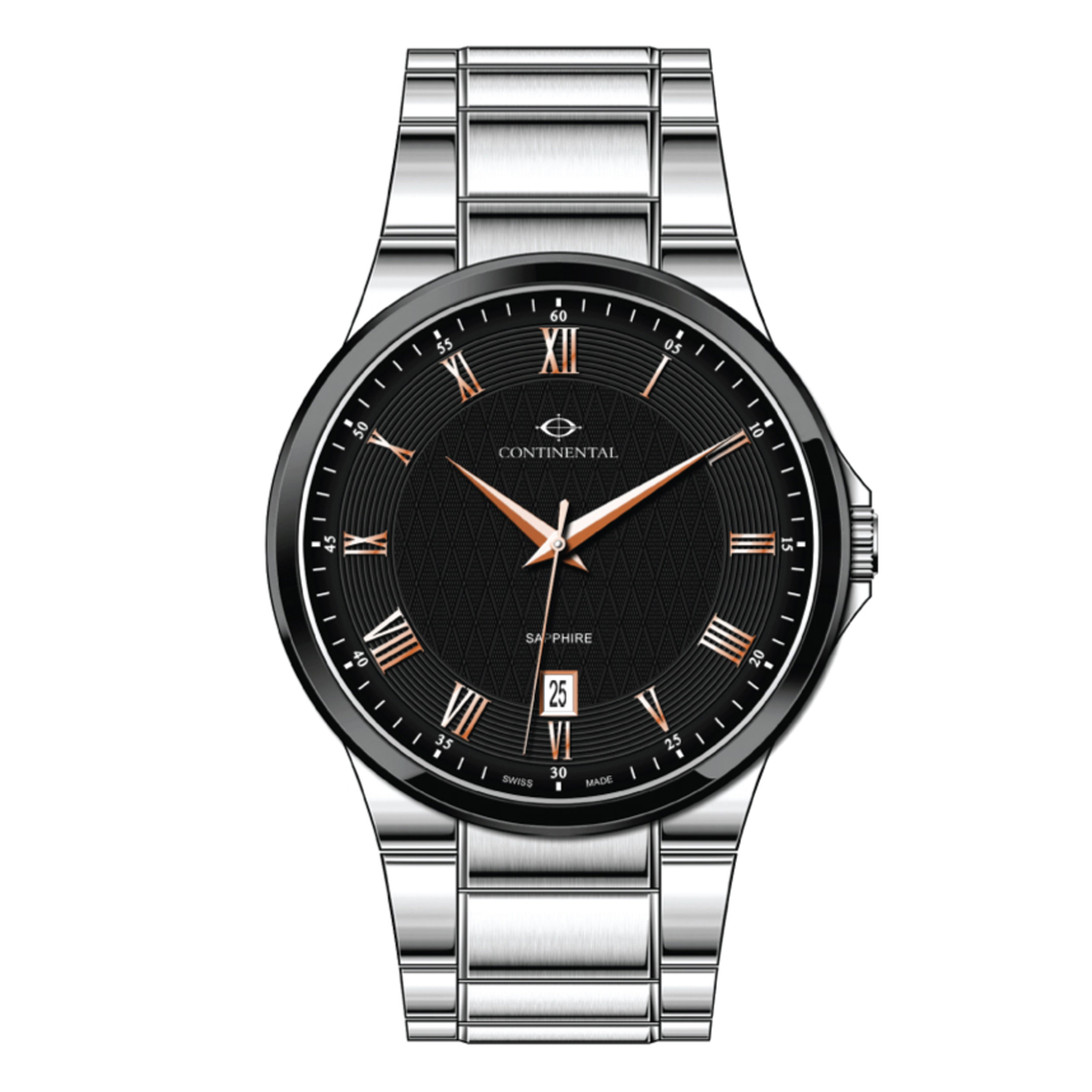 کد تخفیف                                      ساعت مچی عقربه ای مردانه کنتیننتال مدل 14201-GD101414