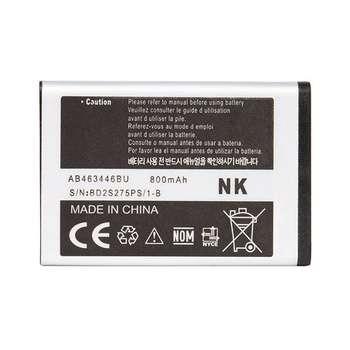 باتری موبایل مدلAB463446BU ظرفیت 800 میلی امپر ساعت مناسب برای گوشی موبایل سامسونگ E250