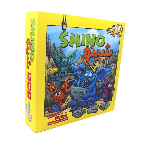 بازی فکری زینگو مدل شینو کد 9425